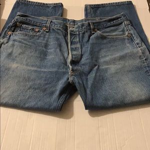 Levi's Jeans 38/26 Button Fly